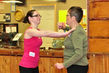 Women's Self Defense Course 1
