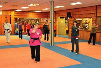 Women's Self Defense Course 2