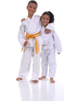 Karate for children is beneficial in many areas, including fitness, self confidence and self defense skills.