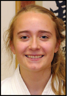 Hannah Schnepf, Instructor at Don Warrener's Martial Arts Academy