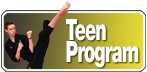 Teen Program at Don Warrener's Martial Arts Academy