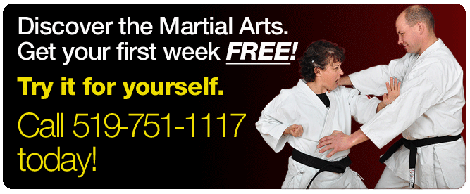 Try Karate for one week FREE!
